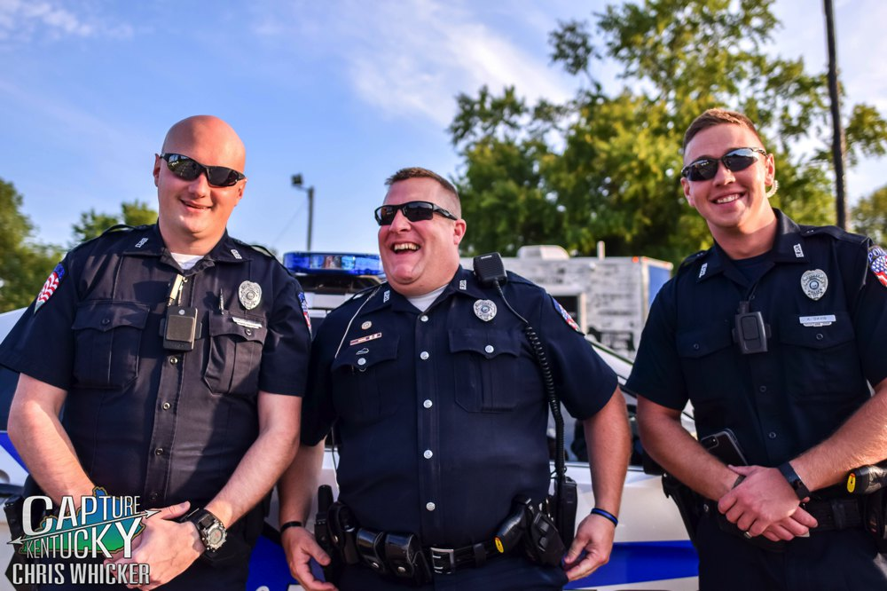 Berea Police Educate Bicyclists With Their 2nd Annual Cycle