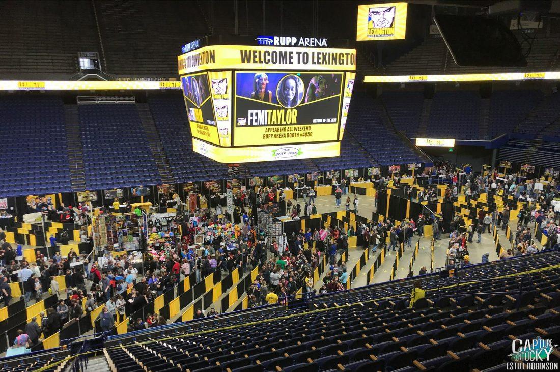 PHOTOS Lexington Comic Amp Toy Con At Rupp Arena Capture
