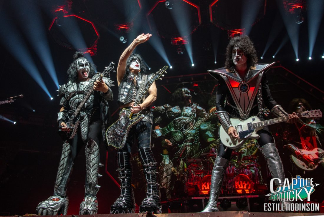 You Wanted It, You Got It   One Last Time   KISS Invades Louisville